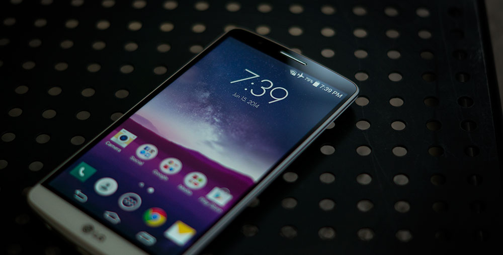 Android Lollipop LG G3