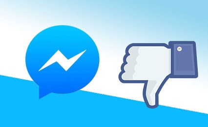 Facebook no messenger