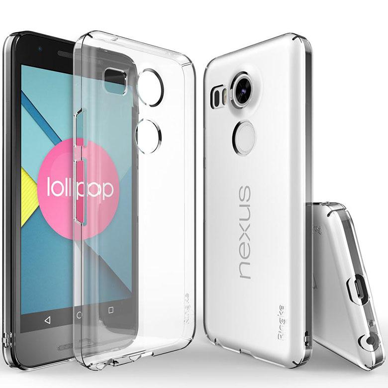 LG Nexus 5X Frontal