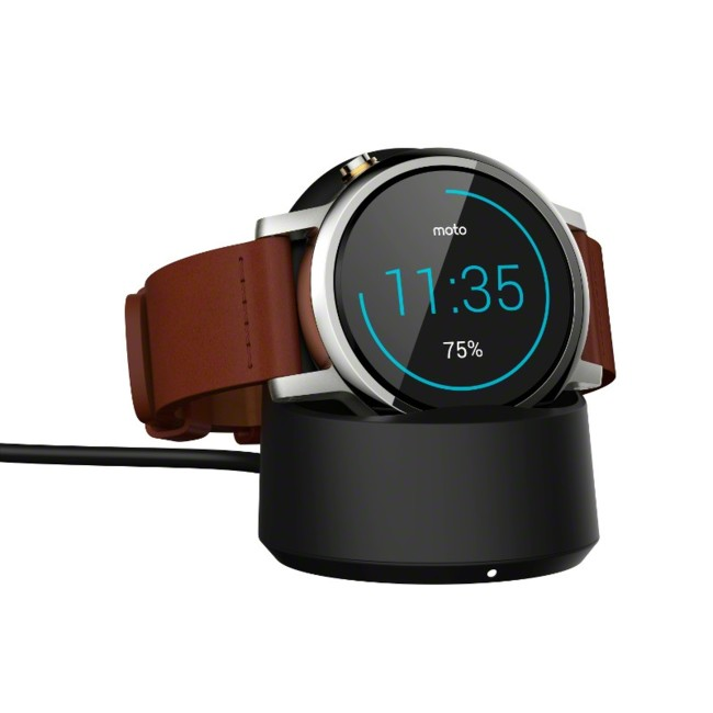 Moto 360 charger