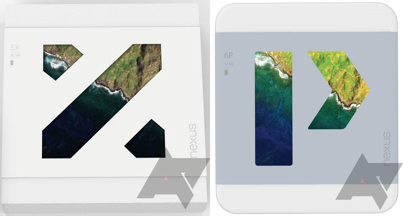 Nuevos Nexus cajas
