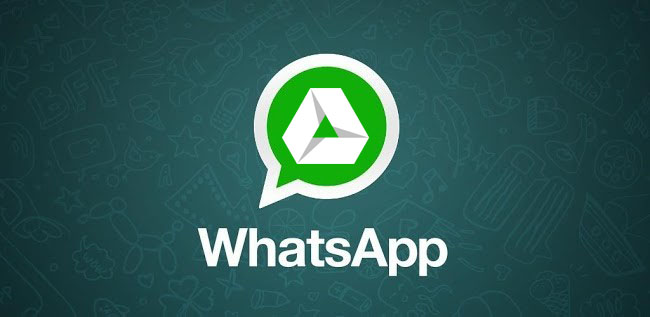 whatsapp drive