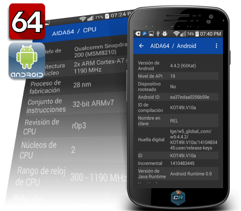 android lista