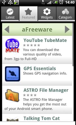 aplicaciones free