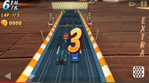 Rail-Racing-para-android