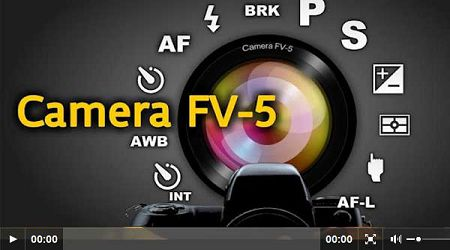 Descargar-camara-fv-5-para-android