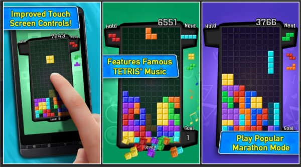 descargar juegos de tetris para android