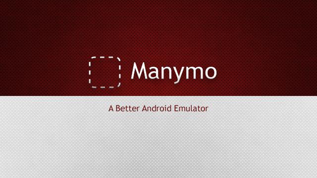 emulador-Manymo