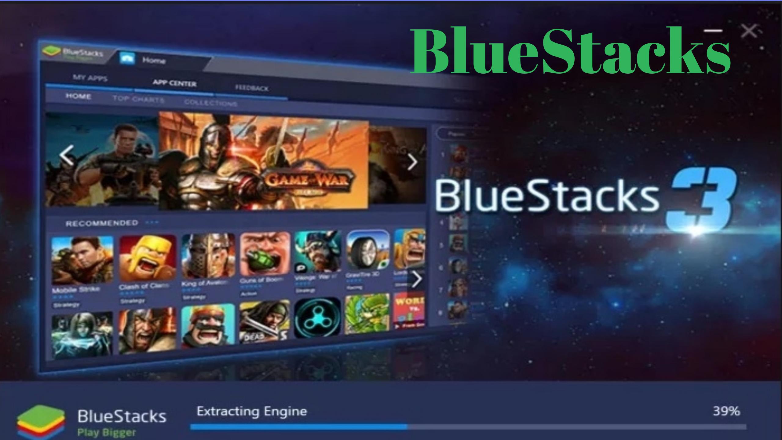 bluestack